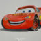 Drawing Lightning McQueen Cars 3