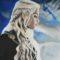Drawing Daenerys Targaryen