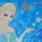 Disegno Elsa Frozen