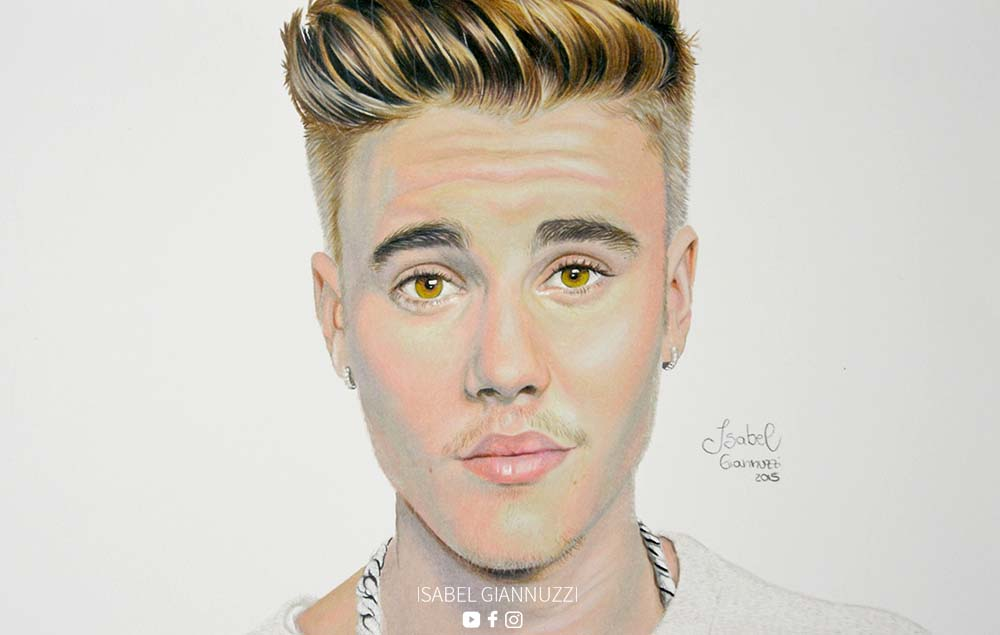 Disegno Justin Bieber Fan Art