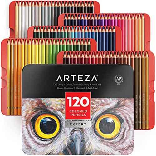 matite colorate arteza